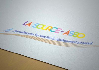 Création logo association