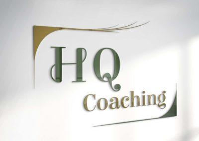 Création de logo HQ Coaching