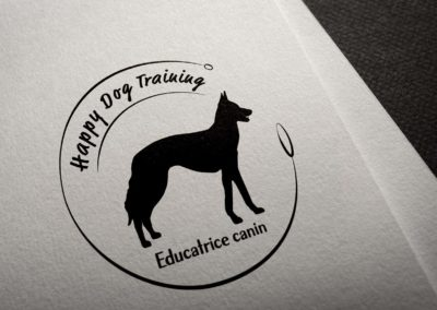 Création logo domaine canin