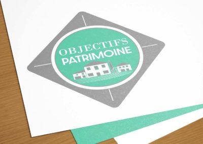 Logo Immobilier & Patrimoine