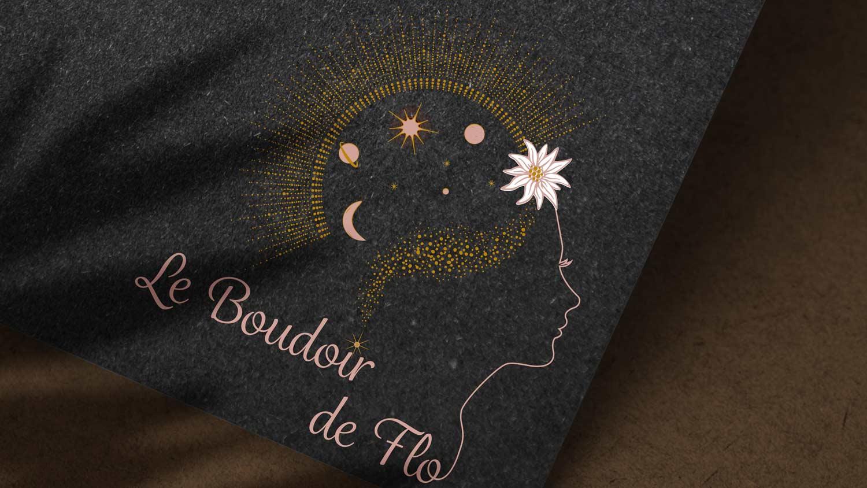 Logo Le Boudoir de Flo
